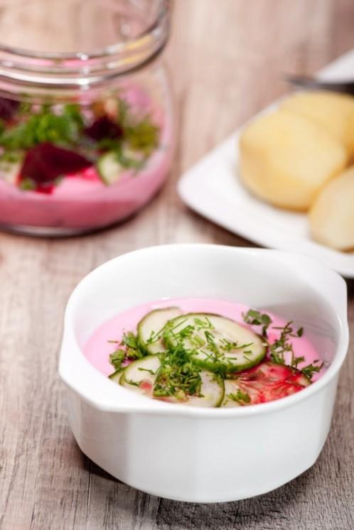 Chłodnik – idealny posiłek w upalny dzień
