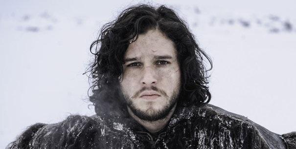 Jon Snow, Gra o Tron