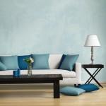 Spokój i harmonia, czyli błękity w naszym domu
