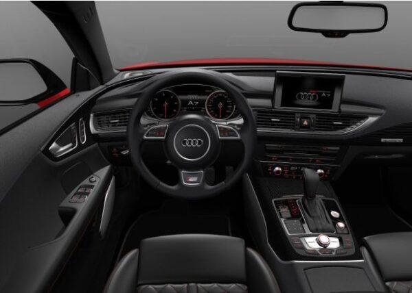 Audi A7 Sportback Competition, Fot: Audi