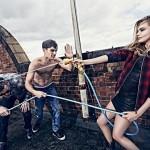 Cara Delevingne dla Pepe Jeans w kampanii jesień-zima 2014/2015