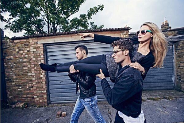 Cara Delevingne dla Pepe Jeans Fot: Pepa Jenas
