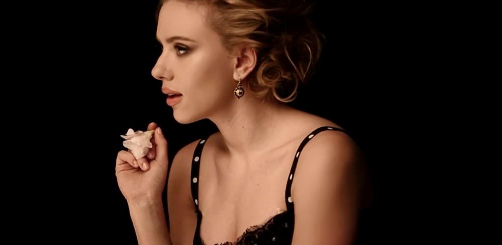 Scarlett Johansson w kampanii Dolce & Gabbana