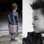 Czteroletni Alexander podbija świat mody