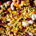 Risotto z kurczakiem curry i warzywami