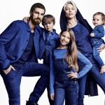 H&M Conscious Denim- ekologiczna, niebieska kolekcja