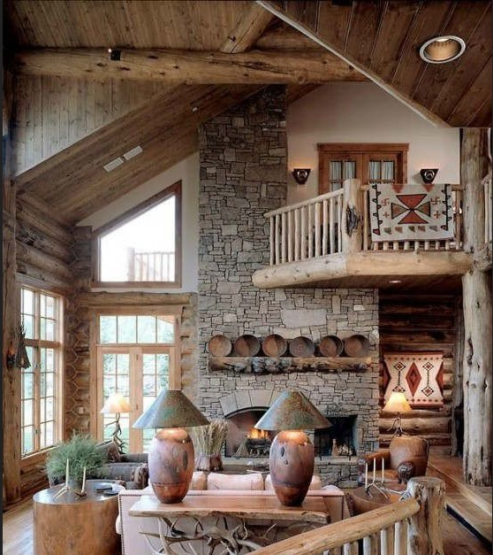 Rustic Decor Ideas For Modern Home: Inspiracje Prosto Z Wiejskiej