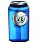 Can Clock ekologiczny zegar w kształcie puszki