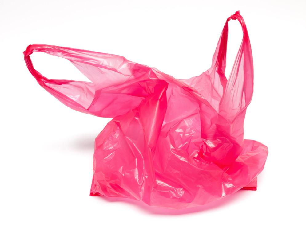 Plastikowe torebki zostaną wycofane z handlu w Kalifornii