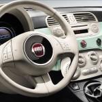 Stylowy FIAT 500