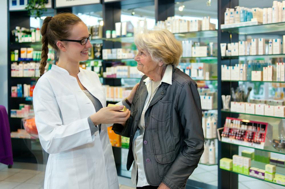 Apteka to nie sklep z lekarstwami