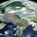 Dzień z życia Ziemi w przepięknym filmie z kosmosu
