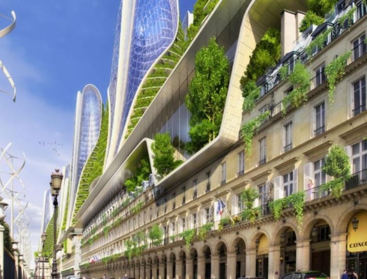 Paryż jako inteligentne eko- miasto przyszłości