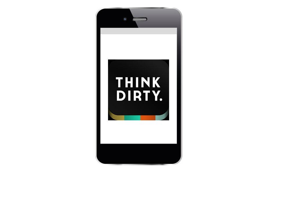 Think Dirty.  Sprawdź, co siedzi w  twoim kosmetyku!
