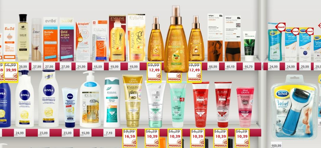 Zakupy w e-Rossmann dostępne w całej Polsce