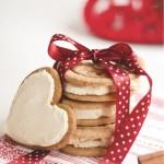 Walentynkowa inspiracja. Cynamonowe ciastka z Almette Fruit z Morelą i Wanilią