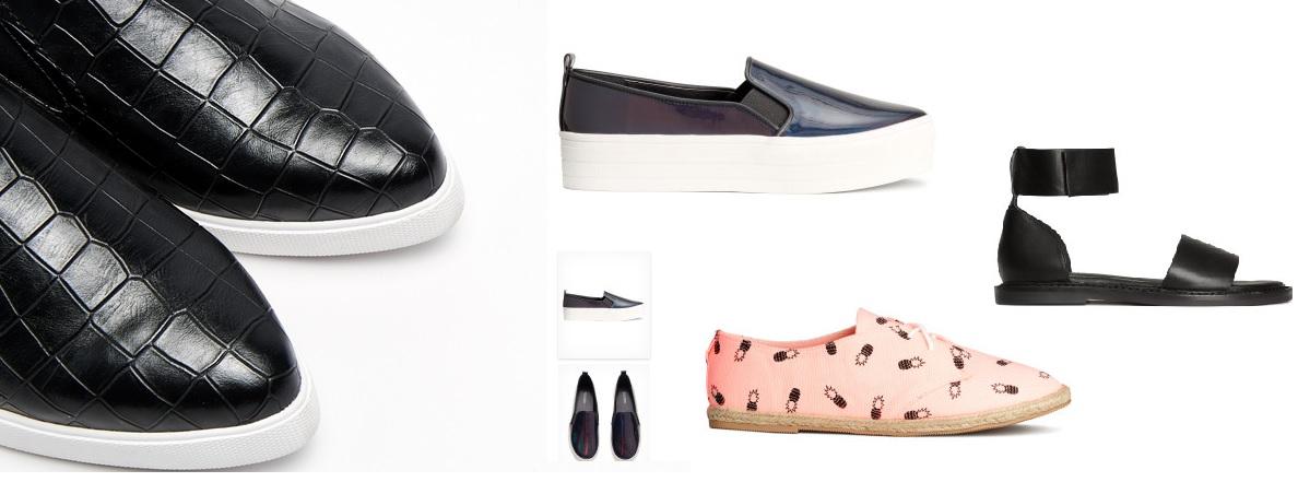 Najmodniejsze buty na sezon wiosna – lato 2015