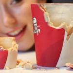 Jadalne i poprawiające nastrój kubki od KFC