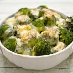 Zapiekanka z brokułami