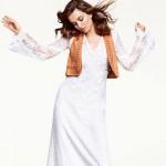 Lata 70 królują w najnowszym lookbooku H&M