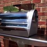 GoSun Grill- sposób na ekologiczne grillowanie