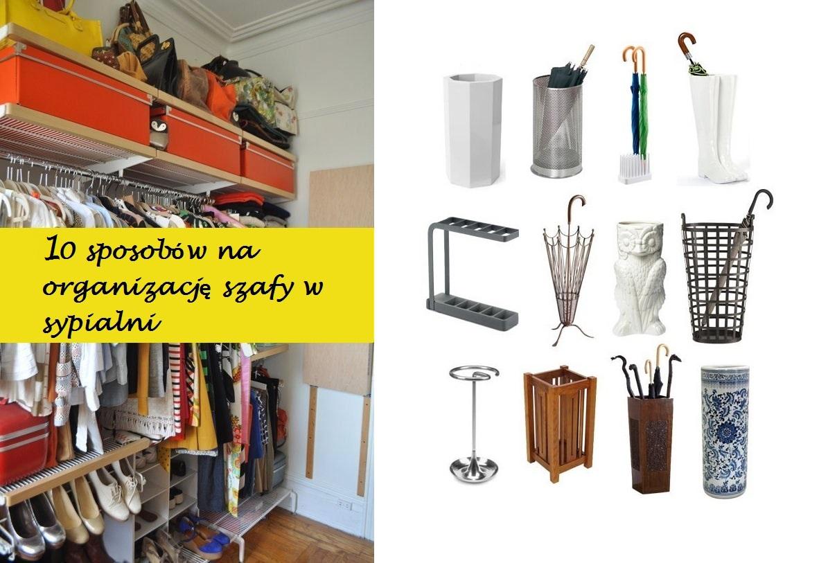 10 sposobów na organizację szafy w sypialni