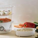 Para buch. Odkryj smaki zdrowej kuchni: co pasuje do parowaru?
