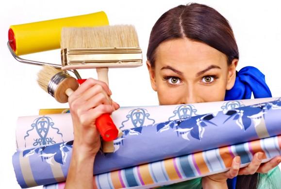 9 tapet, które nadadzą twojej łazience niepowtarzalnego charakteru