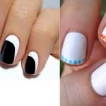 20 łatwych i efektownych  pomysłów  na paznokcie dla leniwej dziewczyny