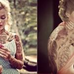 Co by było gdyby niektóre gwiazdy nosiły tatuaże?