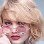 Lily-Rose Depp została twarzą kampanii okularów Chanel na sezon jesień-zima 2015/2016