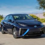 Kalifornijczycy chcący kupić wodorową Toyotę Mirai poddani selekcji