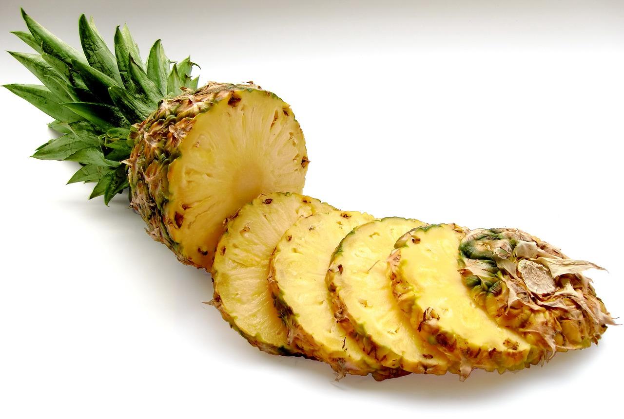 Ananas, superprodukt dla kobiet w ciąży