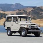 Toyota 2000GT i Land Cruiser FJ40 idą pod młotek w kalifornijskiej stolicy stylu