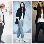 Biały t – shirt to podstawa każdej garderoby. Jak go nosić by nie wyglądać nudno?