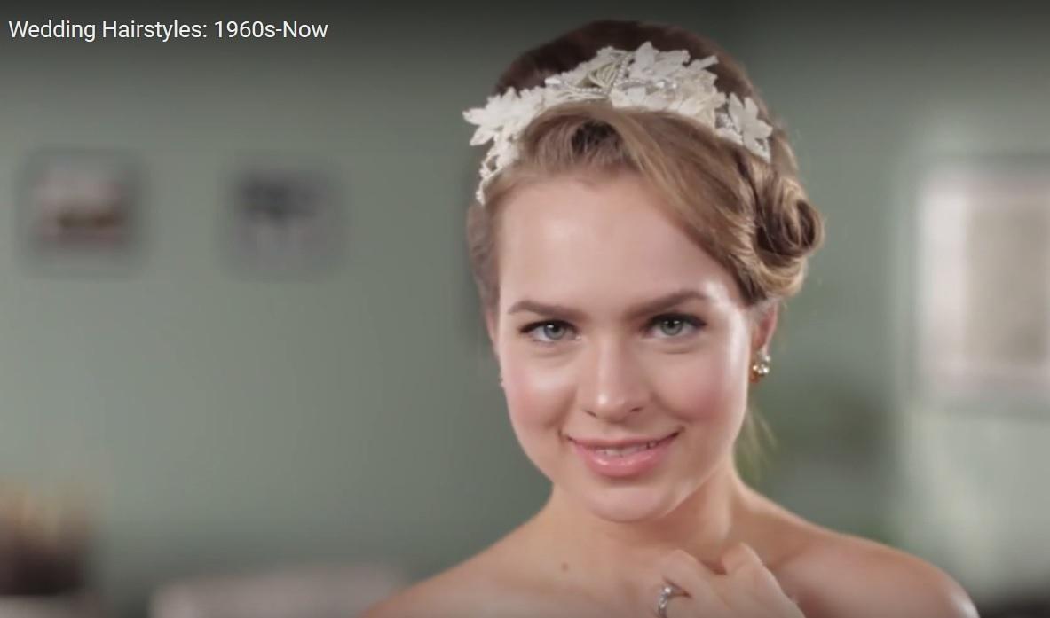 Fryzury ślubne poprzednich dekad. Co się zmieniło?