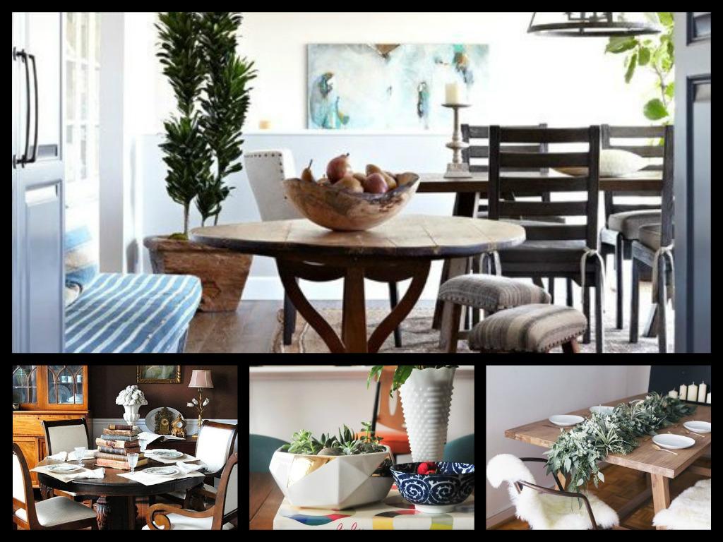 7 sposobów  na wyeksponowanie stołu w salonie. Nie chodzi  o kwiaty w wazonie!