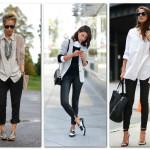 Biurowy street style. Jak ubrać się do biura? Inspiracji szukamy na miejskich ulicach