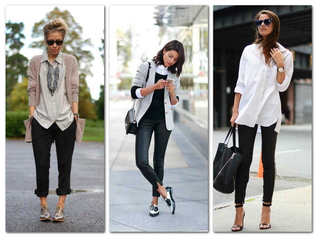 9d0b647bfc7a9 Biurowy street style. Jak ubrać się do biura? Inspiracji szukamy na ...