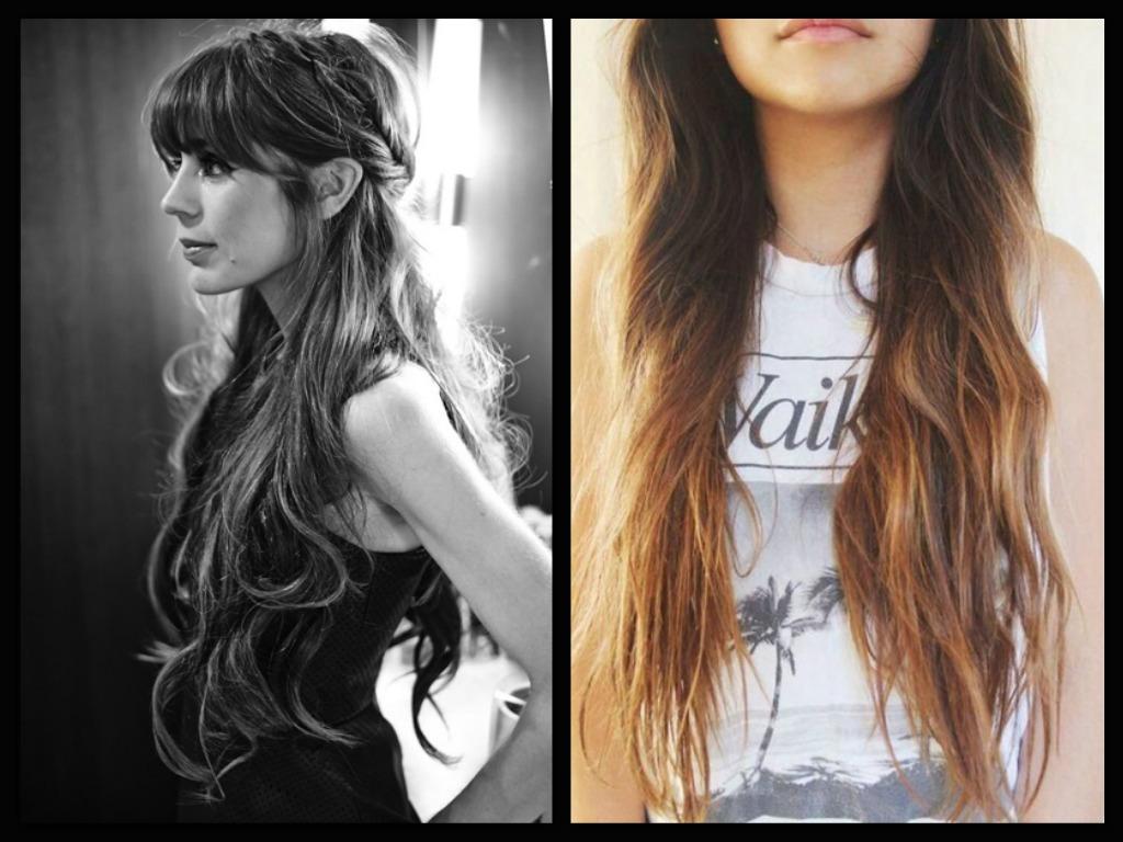 Długie włosy do skarb. 15 pomysłowych fryzur, które Cię zainspirują 1