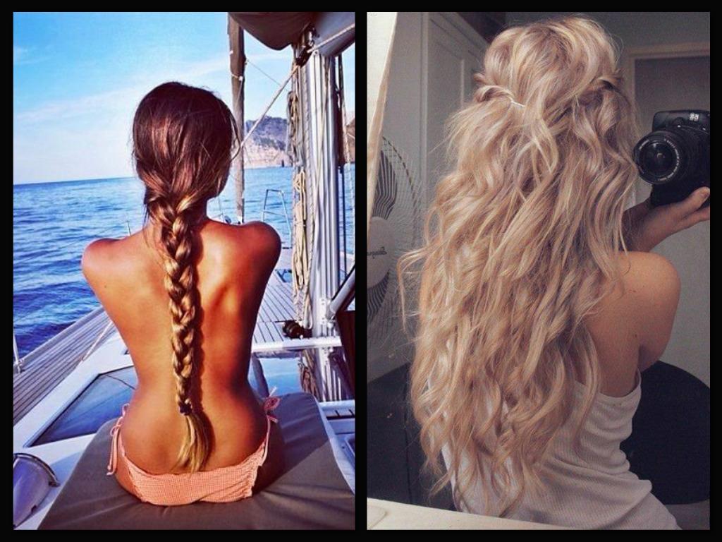 Długie włosy do skarb. 15 pomysłowych fryzur, które Cię zainspirują 2