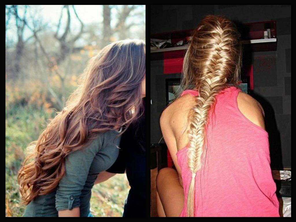 Długie włosy do skarb. 15 pomysłowych fryzur, które Cię zainspirują 3