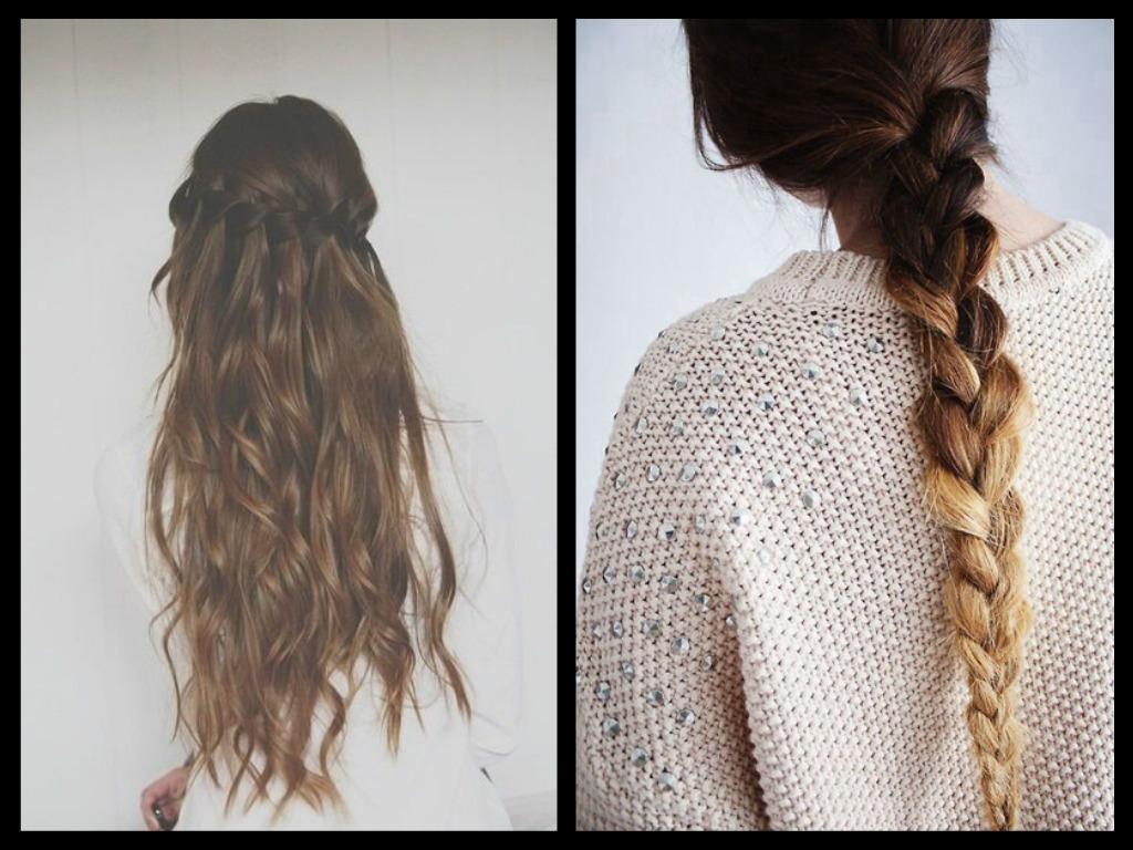 Długie włosy do skarb. 15 pomysłowych fryzur, które Cię zainspirują 4