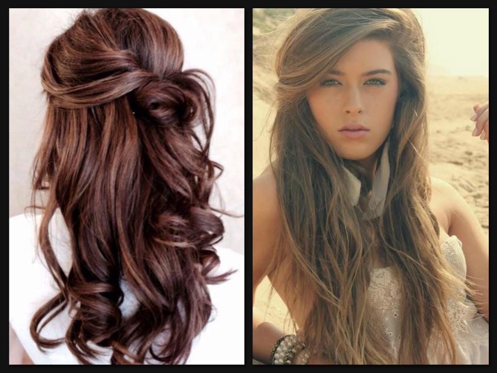 Długie włosy do skarb. 15 pomysłowych fryzur, które Cię zainspirują 6