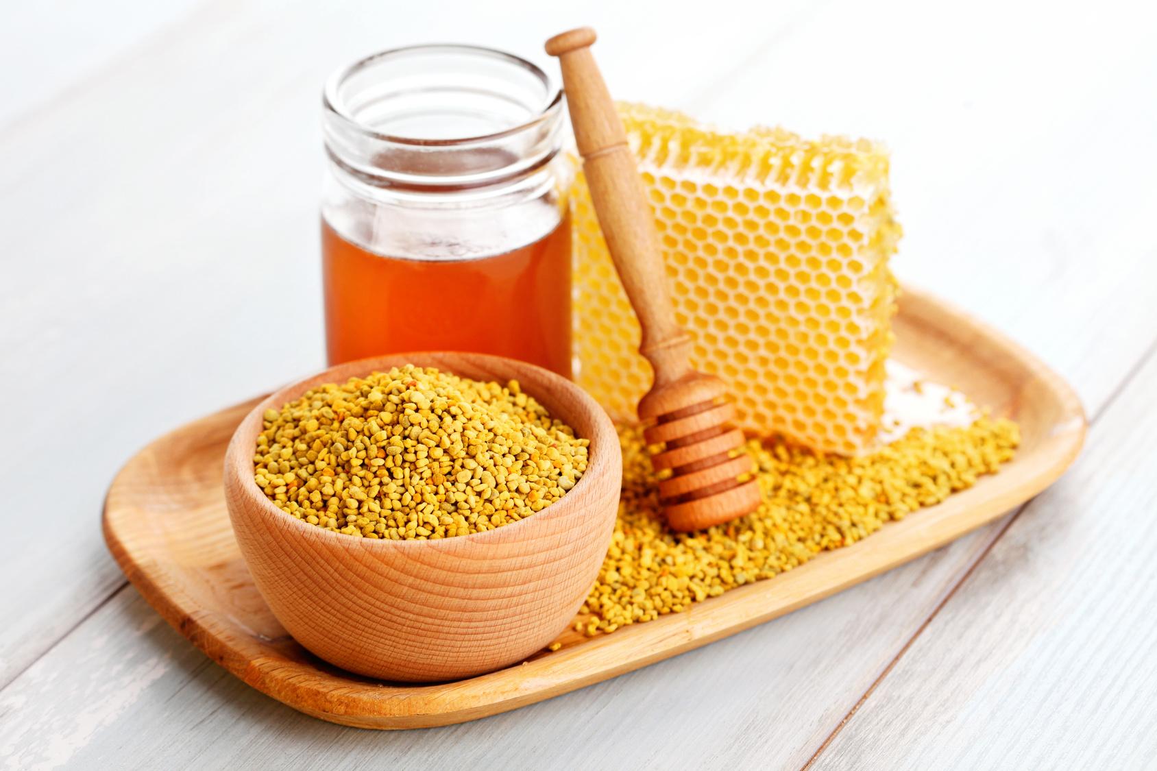 Produkty pszczele jako prawdziwe panaceum