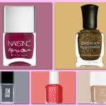 Najmodniejsze kolory lakierów do  paznokci na jesień  2015