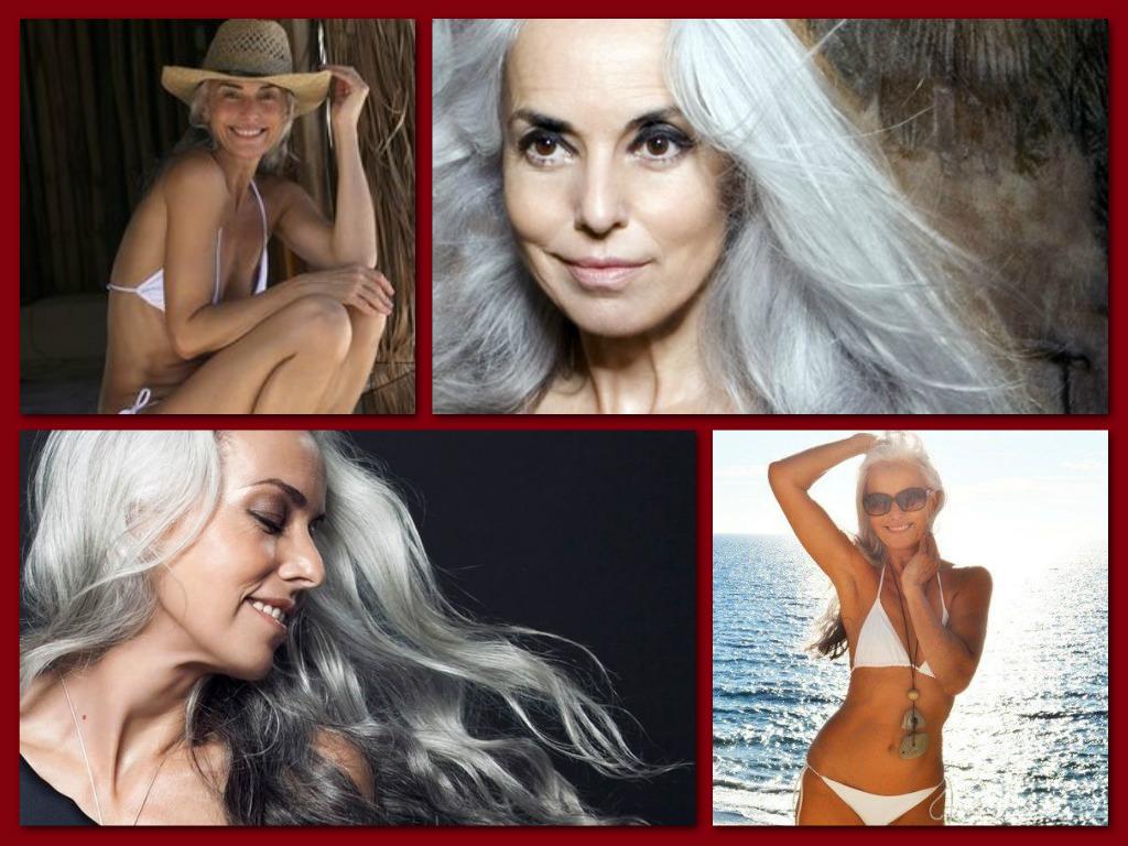 Zdjęcia 59-letniej modelki robią furorę w Sieci. Na czym polega sekret smukłej i jędrnej sylwetki Yasminy Rossi ?