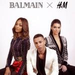 Balmain x H&M – kulisy kampanii TV