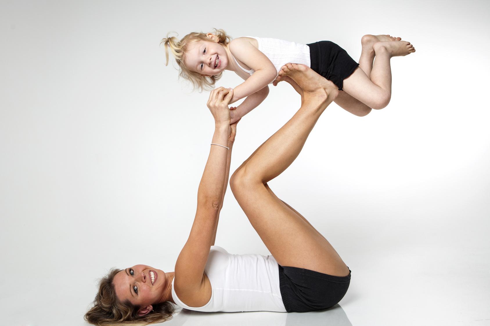 Yoga dla całej rodziny: czas dla ciała,  umysłu i wspólnej zabawy