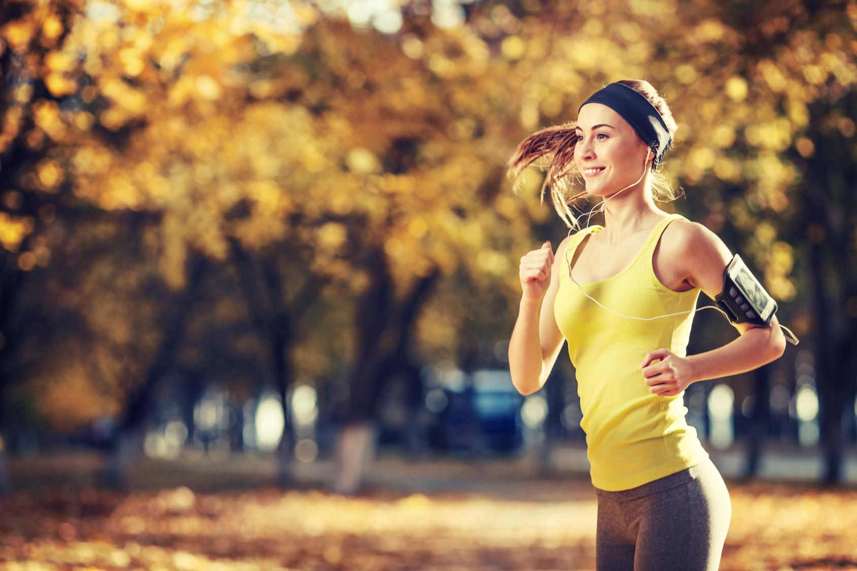Jak czuć się piękną, być w formie i nie złapać przeziębienia jesienią?